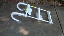 Garelick Three Step Folding Swim and Ski Boat Ladder #05037 NEW