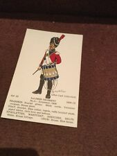 Card Rene North Set 56 3rd Swiss Regiment No 3