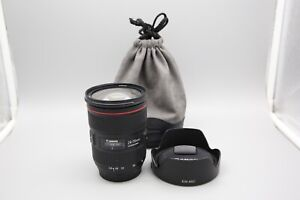 Canon EF 24-70mm F/2.8 L II USM #2 - 12 Monate Gewährleistung
