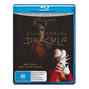 Bram Stoker's Dracula Blu-ray New - Gary Oldman, Winona Ryder, Anthony Hopkins