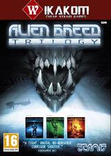 Alien Breed Trilogy Vapor Digital Sin Disco/Caja ** entrega rápida! **