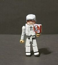 Custom minimate of  Colonel Sanders   from  KFC