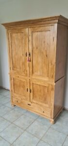 Linen Press, Armoire, Housekeepers Cupboard or TV Cabinet