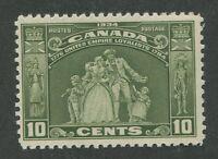 CANADA #209 MINT F/VF