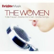 BRIGITTE-THE WOMEN 2 CD ALICIA KEYS NORAH JONES MARIA MENA LYKKE LI NEU