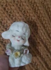 Quirky,kitsch,cute Rare Lamb Ornament
