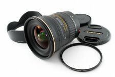 Tokina AT-X PRO SD 17-35mm F/4 Aspherical IF FX for Canon from Japan [Mint]