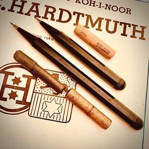1930s L.C.HARDTMUTH 4030 15099A EBONITE CASEIN VINTAGE MECHANICAL PENCILS LEADS