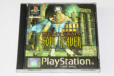 LEGACY OF KAIN : SOUL REAVER - PLAYSTATION - TBE - COMPLET - HOLOGRAPHIC COVER