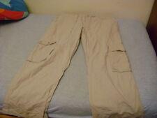 Urban Spirit Pants W36 Linen Rich