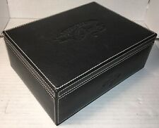 THOUSAND OAKS / CALLAWAY GOLF LEATHER BOX GREAT CATCH-ALL FOR PHONE WALLET KEYS
