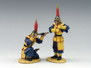 KING & COUNTRY IMPERIAL CHINA IC032 MAKING READY FOR BATTLE MIB