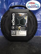 Catene da neve Konig Thule K7 065 7mm per pneumatici R14 R15 R16