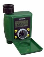 Programmable Water Timer Auto On/Off With Rain Delay Plus Manual Control