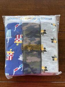 Gymboree boys (size L 10-12) underwear (3 pack) NWT