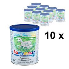 Bambinchen 2 - Babynahrung 7 bis 12 Monate 10x400g
