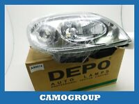 Front Headlight Right Front Right Headlight Depo For CITROEN Saxo 98