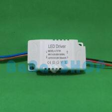 AC LED Driver +Shell 4~7x1W 300mA Power Supply for Lamp Light Bulb 4W 5W 6W 7W