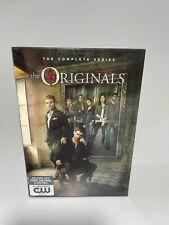 The Originals Complete Series Season 1-5 (21-Disc DVD Box Set, 2018)