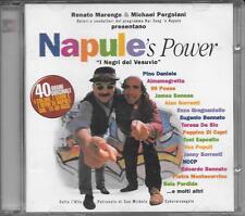 """ESPOSITO  MONTECORVINO  SORRENTI  BENNATO  SASTRI - RARO 2 CD """" NAPULE'S POWER """""""