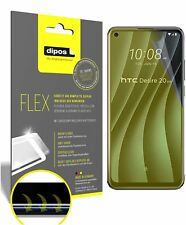 2x Screen Protector for HTC Desire 20 Pro Protective Film covers 100% dipos Flex