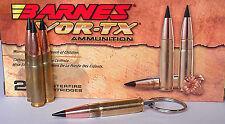 Replica .300 Blackout (.300BLK) Brass Bullet Keychain w/ Barnes Tac-TX bullet!!