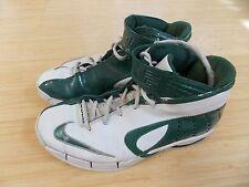 Nike Zoom Air Basketball Shoe 2007 Green Elite - Mens Size 9.5