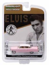 LIMITED EDITION 2016 Greenlight ELVIS' 1955 Cadillac Fleetwood Series 60 - mint!