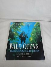 Wild Ocean America's Parks Under the Sea (1999, Hardcover), National Geo
