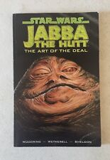 Star Wars Jabba the Hutt The Art of the Deal TPB (1998 Dark Horse) #1-1ST FN