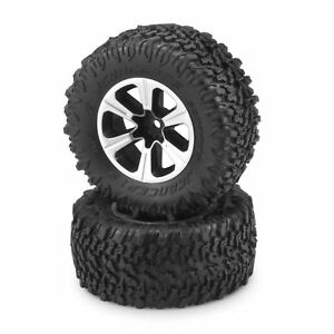"""J Concepts Scorpios Tires- Green Compound - All-Terrain Scaler (Fits 2.2"""" Wheel)"""