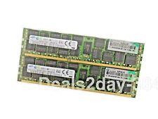 HP Proliant G   708641-B21 712383-081 715274-001 16GB PC3-14900 DDR3-1866 RDIMM