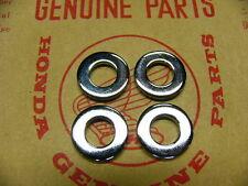 Honda CB 750 cuatro k0 k1 k2 arandelas set para manillar fijación