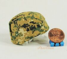1/6 Scale Action Figur G I Joe Military Combat Camouflage M88 Helmet K1025_P