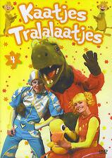 Kaatjes Tralalaatjes 4 (DVD)