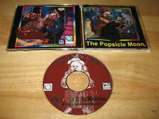 The Popsicle Moon by Sean Stratton Pc/Mac Cd-Rom 2001 Waxwing Junior Editions