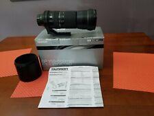 Tamron SP A011 150-600mm f/5-6.3 Di VC USD Lens For Nikon
