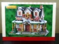 """Lemax 2019 WINTER""""S HAVEN  #95501 New In Box"""