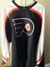 Philadelphia Flyers Authentic Dark (Home) Jersey RBK 6100 Team Issued New!