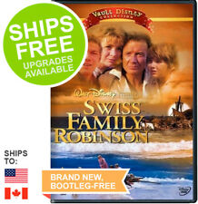 Swiss Family Robinson (DVD, 1960) NEW, Vault Disney Collection, Original