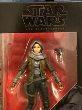 NEW Hasbro Star Wars The Black Series Rogue One 6 inch Sergeant Jyn Erso