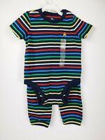NWT Baby Gap Toddler Boy 2Pc Bodysuit Pants 3-6M 6-12M 12-18M 18-24M MSRP$30