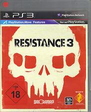 Resistance 3 (Playstation 3)