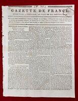 USA Éloge du Général Washington par Fontanes 1799 Toussaint Louverture Haïti