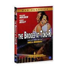 The Bridges at Toko-Ri (1954) William Holden, Grace Kelly DVD *NEW