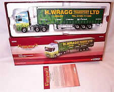 Mercedes Actros Eco Curtainside H.Wragg CC13822 1-50 New in box ltd edition