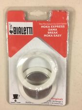 Bialetti Moka Express Dama Break Moka Easy Rubber Rings Joints
