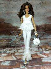 Handmade fashion outfit for Fashion Royalty and similar 12'' barbie dolls
