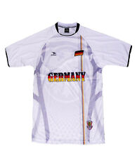 Germany Soccer Jersey 100% Polyester Blues Drako One Size Fits All Sh. Sleeve