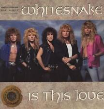 "WHITESNAKE IS THIS LOVE US IMPORT MAXI-SINGLE SEALED VINYL 12"" SINGLE"